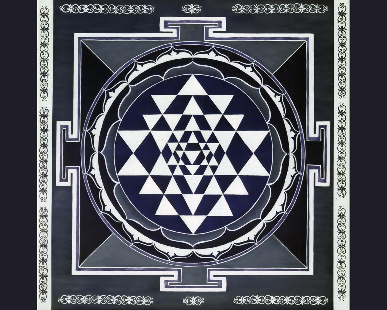 Sri Yantra Wallpapers